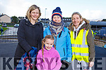 Lorna and Faye Roche, Breda Tagney and Elaine Murphy at the Family Walk & Fun Run in aid of Miltown Listry LGFA and the Nagle Rice Primary School Milltown on Sunday.