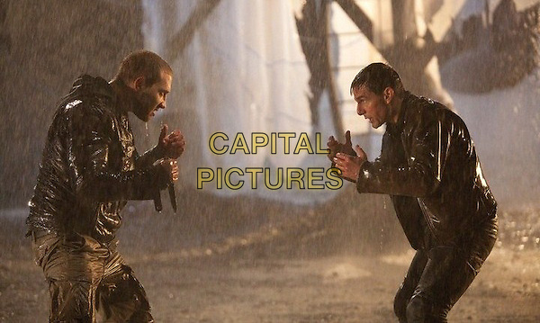 Jai Courtney & Tom Cruise  .in Jack Reacher (2012) .*Filmstill - Editorial Use Only*.CAP/NFS.Supplied by Capital Pictures.