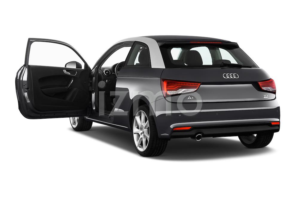 Car images of 2016 Audi A1 Sport 3 Door Hatchback Doors