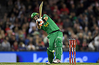 10th January 2020; Marvel Stadium, Melbourne, Victoria, Australia; Big Bash League Cricket, Melbourne Renegades versus Melbourne Stars; Glenn Maxwell of the Stars swings at the ball - Editorial Use