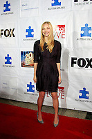 Amanda Seyfried.at the Autism Speaks' 7th Annual 'Acts Of Love' Benefit held in.Santa Monica, California .3 October 2009