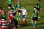 NELSON, NEW ZEALAND - JULY 20: Division 1 Mens Rugby Final - WOB v Marist at Trafalgar Park 20 July 2019 in Nelson, New Zealand. (Photo by Chris Symes/Shuttersport Limited)