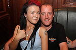 Melissa Campbell and Paul Gannon in Sarsfields...Photo NEWSFILE/Jenny Matthews.(Photo credit should read Jenny Matthews/NEWSFILE)....This Picture has been sent you under the condtions enclosed by:.Newsfile Ltd..The Studio,.Millmount Abbey,.Drogheda,.Co Meath..Ireland..Tel: +353(0)41-9871240.Fax: +353(0)41-9871260.GSM: +353(0)86-2500958.email: pictures@newsfile.ie.www.newsfile.ie.FTP: 193.120.102.198.
