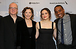 "Tracy Letts, Annette Bening, Francesca Carpanini, Hampton Fluker attends the Broadway Opening Night After Party for ""All My Sons"" at The American Airlines Theatre on April 22, 2019  in New York City."