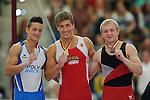 Turn-DM 2011, Deutschen Meisterschaften Geräteturnen, Mehrkampf Männer