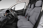 Front seat view of 2015 Peugeot Partner - 4 Door Car Van Front Seat car photos
