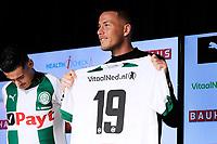 GRONINGEN - Voetbal, persconferentie FC Groningen nieuwe spelers seizoen 2018-2019, 16-01-2019, FC Groningen speler Paul Gladon