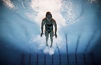Maria Marconi   Finale trampolino 3m femminile   Campionati Italiani assoluti di tuffi indoor    Torino 04/04/2014    Piscina Stadio Monumentale  Nuoto Tuffi    Foto Giorgio Perottino / Insidefoto