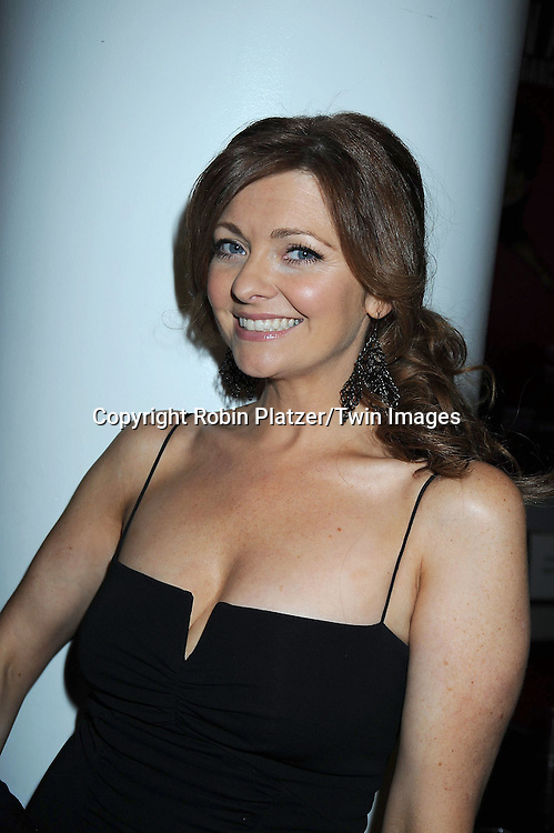 Anne Sayre attending The 2nd Annual Indie Soap Awards on February 21, 2011 at The Alvin Ailey Studios in  New York City sponsored by We Love Soaps.
