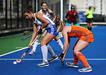 NHL warmup match, Auckland v Midlands. Diocesan School for Girls, Auckland, Sunday 11 August 2019. Photo: Simon Watts/Hockey NZ/BWmedia