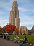 USA, Pennsylvania, return to Pittsburgh