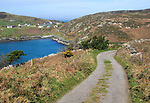 South Harbour bay, Cape Clear Island, County Cork, Ireland, Irish Republic