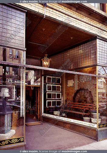 Post and Beam Reclamation shop at the Junction Toronto | Fashion ...