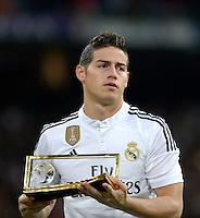 Real Madrid vs Atletico de Madrid 15-01-2015