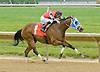 Unicorn Girl winning at Delaware Park on 5/30/12