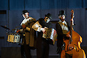 THE TIGER LILLIES PERFORM HAMLET has its UK premiere at the Queen Elizabeth Hall, Southbank Centre. Picture shows: the Tiger Lillies.