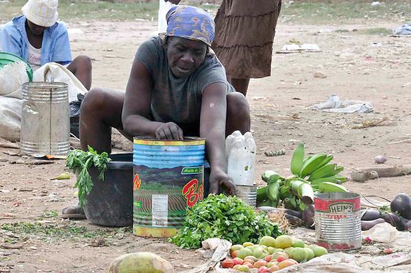 Desarrollo del Mercado Binacional Pedernales - Haití..Foto: Ariel Díaz-Alejo/acento.com.do.Fecha: 26/03/2013.