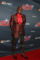 """LOS ANGELES - SEP 17:  Terry Crews at the """"America's Got Talent"""" Season 14 Live Show Red Carpet - Finals at the Dolby Theater on September 17, 2019 in Los Angeles, CA"""