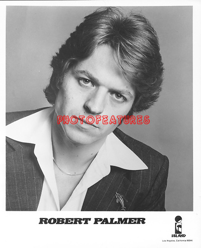 Robert Palmer..photo from promoarchive.com/ Photofeatures....