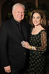Hosts Becca Cason Thrash and John Thrash at the Recipe for Success' Delicious Alchemy Dinner at their home Wednesday April 19,2017.(Dave Rossman Photo)