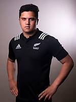 Tamaiti Williams. The 2017 New Zealand Schools rugby union headshots at the Sport and Rugby Institute in Palmerston North, New Zealand on Monday, 25 September 2017. Photo: Dave Lintott / lintottphoto.co.nz