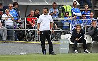 Trainer Dirk Schuster (SV Darmstadt 98) - 28.04.2018: SV Darmstadt 98 vs. 1. FC Union Berlin, Stadion am Boellenfalltor, 32. Spieltag 2. Bundesliga