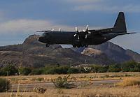 May14 Avion Hercules Fuerza Aerea COVID2
