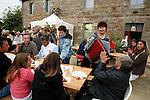 """20080724 - France - Bretagne - Camlez<br />LE """"COUVENT ALTERNATIF"""" A CAMLEZ (22).<br />Ref : COUVENT_ALTERNATIF_007.jpg - © Philippe Noisette."""