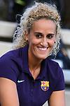 FC Barcelona vs Montpellier HSC: 1-2.<br /> Kheira Hamraoui.