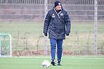 11.01.2020, Sportplatz Edewecht, Edewecht, GER, SSV Jeddeloh II, Trainingsauftakt 2020, im Bild<br /> <br /> Oliver Reck<br /> <br /> Foto © nordphoto / E.Patten