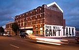 NEW ZEALAND, Christchurch, Street Art in Christchurch, Ben M Thomas