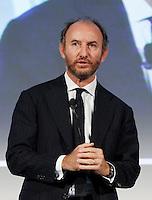 Digital  x Italia . Capri, 03 ottobre 2013<br /> nella foto<br /> Fabio Gallia,<br /> Amministratore Delegato e Direttore Generale, BNL,