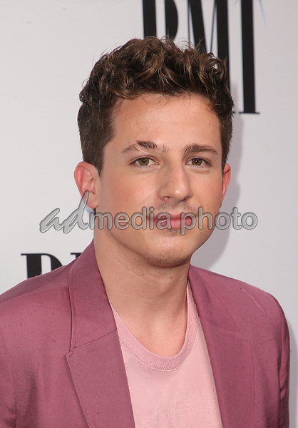 14 May 2019 - Beverly Hills, California - Charlie Puth. 67th Annual BMI Pop Awards held at The Beverly Wilshire Four Seasons Hotel. Photo Credit: Faye Sadou/AdMedia
