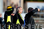 Pat O'Shea Manager Dr Crokes in action v  Nemo Rangers in the Munster Senior Club Championship Final at Páirc Ui Rinn, Cork on Sunday.