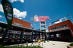 HARTFORD,  CT-071818JS05--Dunkin Donuts Park in Hartford, home of the during the Yard Goat. <br /> Jim Shannon Republican American