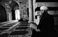 Imam at Mosque, Tripoli, Lebanon 1999