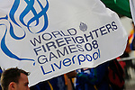 World Firefighter Games 2008 Liverpool