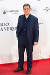"""Secun de la Rosa during the premiere of the spanish film """"Un Monstruo Viene a Verme"""" of J.A. Bayona at Teatro Real in Madrid. September 26, 2016. (ALTERPHOTOS/Borja B.Hojas)"""