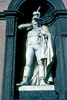 Italy: Naples--Royal Palace, Joachim Murat (1888).  Photo '83.