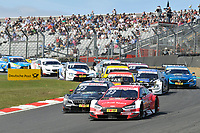 2018 DTM at Brands Hatch. Race one start.
