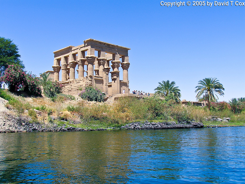 Kiosk of Trajen, Philae Isis Temple, Aswan