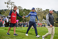 Boo Weekley (USA) heads down 17 during round 4 of the 2019 US Open, Pebble Beach Golf Links, Monterrey, California, USA. 6/16/2019.<br /> Picture: Golffile | Ken Murray<br /> <br /> All photo usage must carry mandatory copyright credit (© Golffile | Ken Murray)