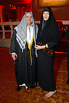 Elizabeth and Richard Husseini at the Houston Grand Opera Ball at the Wortham Theater Saturday  April 05,2008. (Dave Rossman/For the Chronicle)