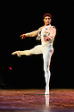 """Sadler's Wells presents """"Carlos Acosta: The Classical Farewell"""", at the Royal Albert Hall. Picture shows: Marianela Nunez in Don Quixote, choreographed by Marius  Petipa and Carlos Acosta."""