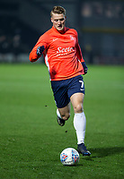 3rd December 2019; Pirelli Stadium, Burton Upon Trent, Staffordshire, England; English League One Football, Burton Albion versus Southend United; Stephen Humphrys of Southend United with the ball at his feet during the pre match warm up - Strictly Editorial Use Only. No use with unauthorized audio, video, data, fixture lists, club/league logos or 'live' services. Online in-match use limited to 120 images, no video emulation. No use in betting, games or single club/league/player publications