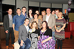 Ceara McKenna celebrates her 21st in Bru, with her friends and family..Picture: Shane Maguire / www.newsfile.ie.