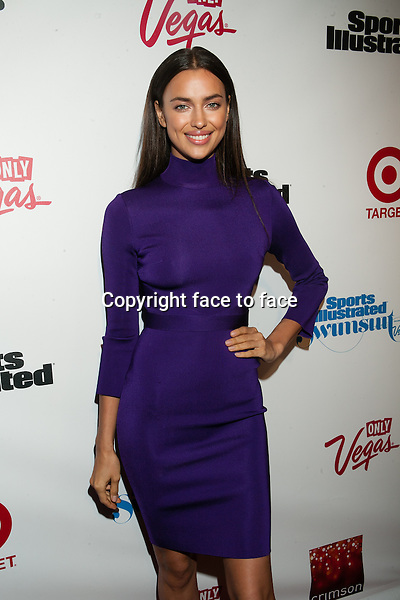 NEW YORK, NY - FEBRUARY 12: Irina Shayk attends the Sports Illustrated 2013 Swimsuit edition Launch Party hosted by Crimson in New York City...Credit: MediaPunch/face to face..- Germany, Austria, Switzerland, Eastern Europe, Australia, UK, USA, Taiwan, Singapore, China, Malaysia and Thailand rights only -