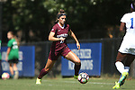 04 September 2016: Minnesota's Nikki Albrecht. The Duke University Blue Devils hosted the University of Minnesota Golden Gophers at Koskinen Stadium in Durham, North Carolina in a 2016 NCAA Division I Women's Soccer match. Duke won the game 1-0.