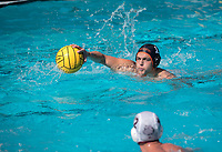 Occidental College celebrates Homecoming and Family Weekend on Saturday, Oct. 14, 2017.<br /> Men's Water Polo vs. Redlands in Taylor Pool.<br /> (Photo by Marc Campos, Occidental College Photographer)