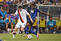 Inter Milan vs Man City